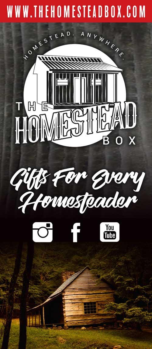 Homestaed-Sign