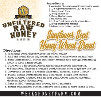 Recipe-HoneyWheat